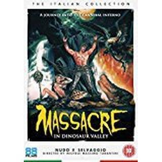 Massacre In Dinosaur Valley [DVD]